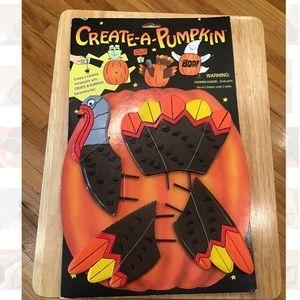 🦃Pumpkin Decorating Inserts- Create a Pumpkin-NEW